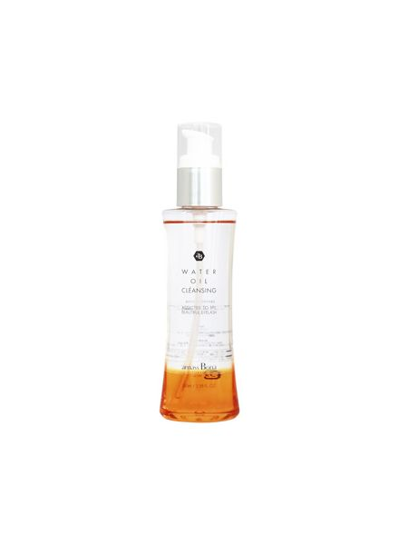 WATER OIL CLEANSING -Oil facial and eye cleansing liquid